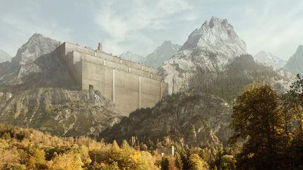 September 2014 DMP Mini Challenge - Ancient Walled Kingdom