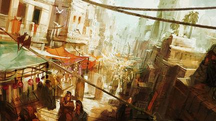 Market street moodpaint