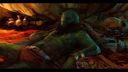 Ork Prince