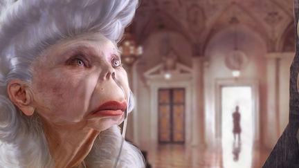 The Duchess - Face Concept