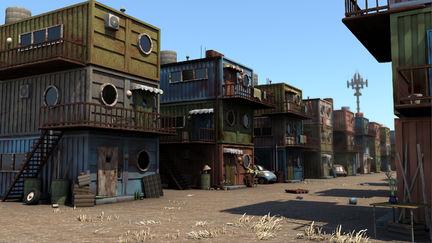 Cargo Homes