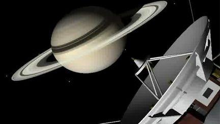 Cassini-SaturnRings