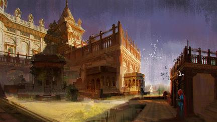 Jaswant Thada Temple