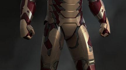 Iron Man 3: Mark 42