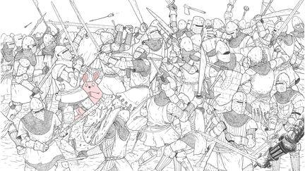 battle clusterfuck
