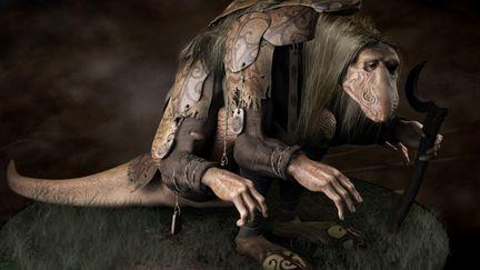 Uruh - The Dark Crystal