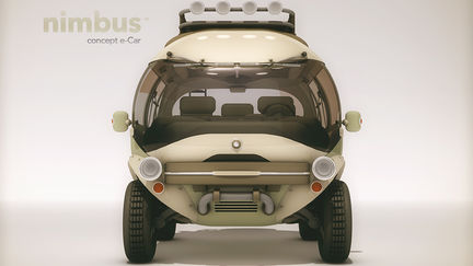 Nimbus™ e-Car - Future is calling