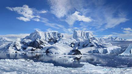 Antarctica Panoramic Environment, copyright by MPC 2014