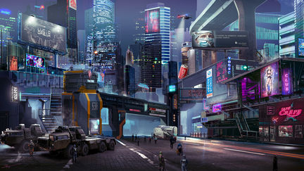 cyber the city