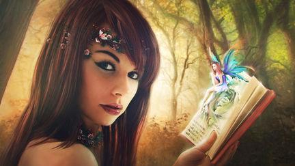 Spring Fairytale