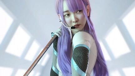 Nancy k-pop warriors