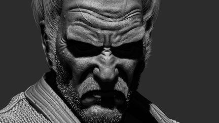 Heihachi Mishima Tekken - Fan Art