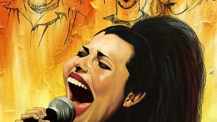 Amy Lee Screaming