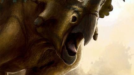 War Paint: Styracosaurus
