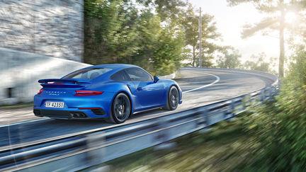 Porsche Turbo S  [Full CGI]