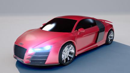 Audi R8 V12, Filip Spasev