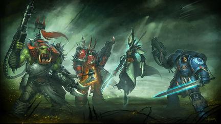 Eternal Crusade: Warhammer 40000