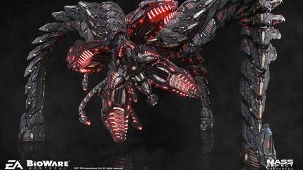 Mass Effect Architect
