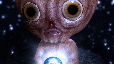 Alien's World