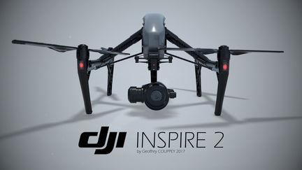DJI INSPIRE 2 with ZENMUSE X5S
