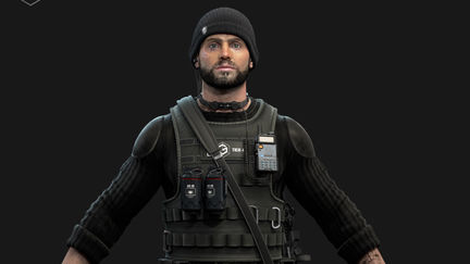 Special Forces Operator_Textured