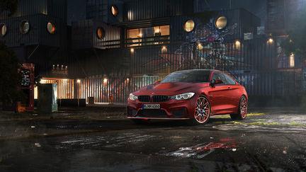 BMW - Video making of