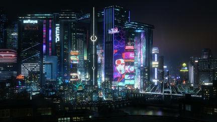 Cyberpunk 2077 E3 trailer
