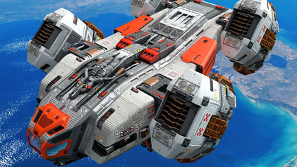 SF Space Shuttle