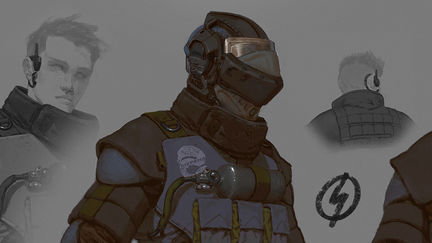 Morey Shadow Uniform
