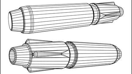 RMS-1 Missile (Macross)