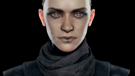 Sith Female Headshot