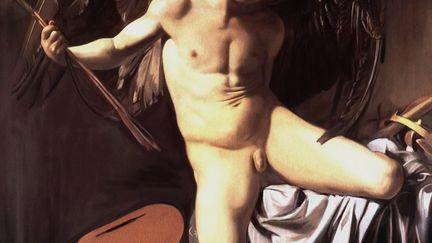 Caravaggio - Amor Victorious