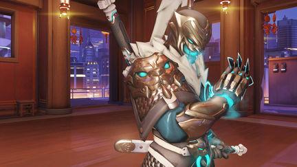 Overwatch Baihu Genji