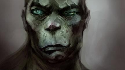 Hesitated Zombie