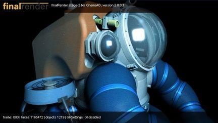 Dive Suit WIP