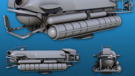 NATO Rescue Submarine