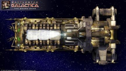 Battlestar Galactica - Demetrius