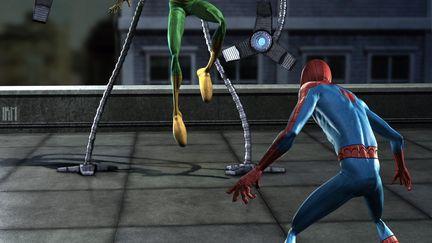 Spiderman X DocOck