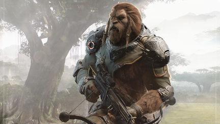 Wookie Reimagined