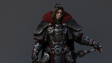 Ancient Warrior 6