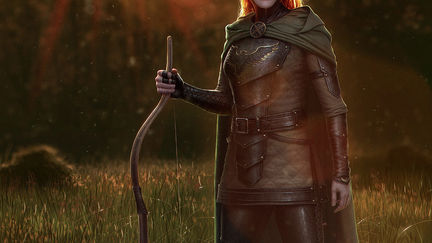 Lady Jean Grey - The Order of X