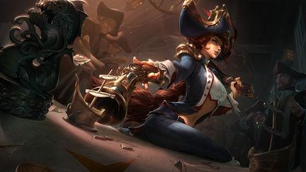 Waterloo Miss Fortune - League of Legends