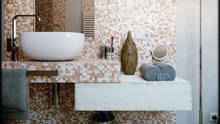 Bathroom Design in Tuscany