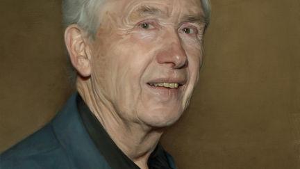 Frank McCourt Portrait