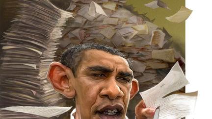 Obama . . . Editor in Chief!