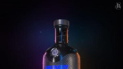 Absolut Vodka CGI