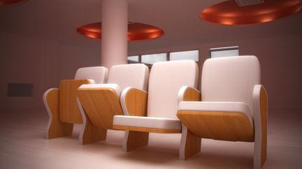 Auditorio-Seat  WIP