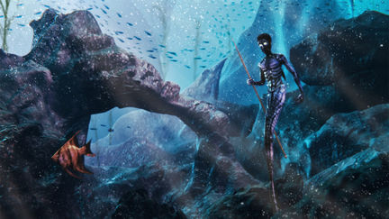 Hunter of the Sea