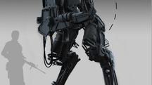 Mech Combat Design.