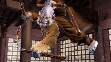 Shaolin Monkey